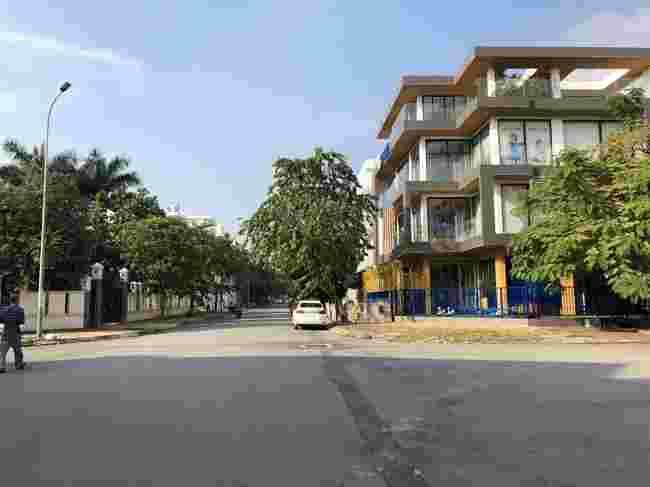 Bán đất dự án Thanh Niên đường Phạm Hùng Nhà Bè, diện tích 6x20 lộ giới 12m giá bán 16.5 triệu/m2.