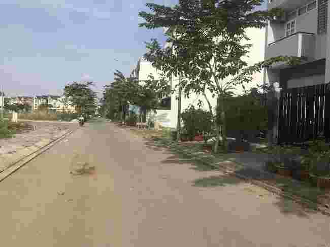 Bán gấp nền dự án Đại Phúc Green villas khu 6B huyện Bình Chánh, lô H49 diện tích 5x22m giá rẻ 43 triệu/m2. LH: 0908.444.222