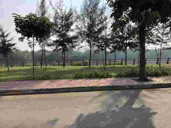 Cho thuê nhà biệt thự View Sông Ông Lớn tại khu intresco 6B Bình Chánh giá 40 triệu/tháng LH: 0908444222 Mr Đại