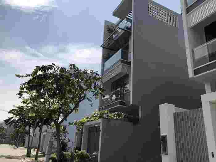 Cho thuê nhà mặt tiền tại khu Đại Phúc Green Villas Bình Chánh giá 20 triệu/tháng LH: 0908444222 Mr Đại